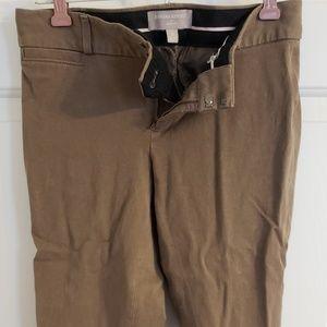 BR crop pants
